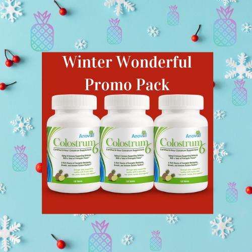 Winter Wonderful Promo Pack