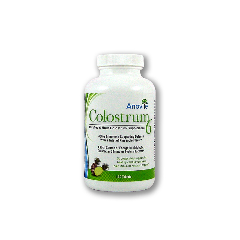 Colostrum6 Pineapple Lozenges