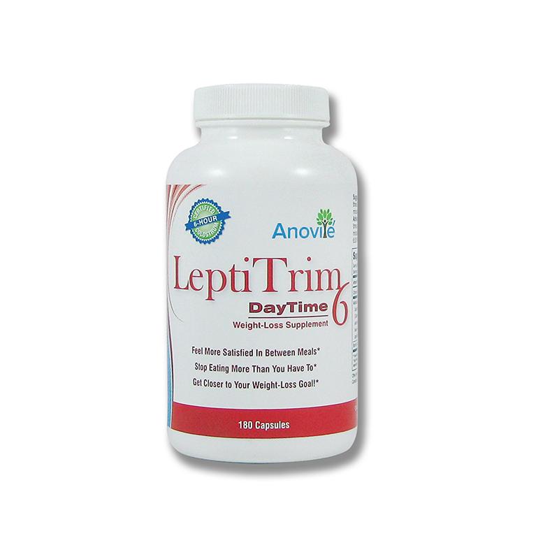 LeptiTrim6 Daytime Capsules