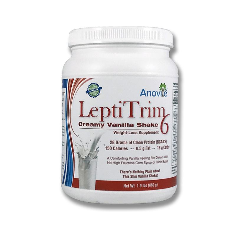 LeptiTrim6 Vanilla Shake