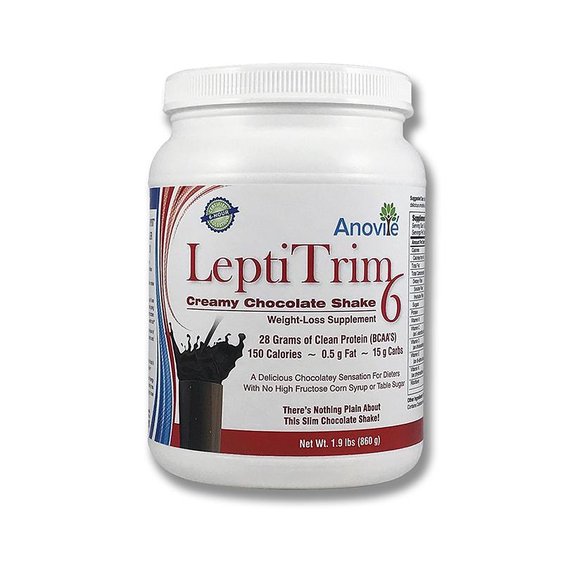 LeptiTrim6 Chocolate Shake