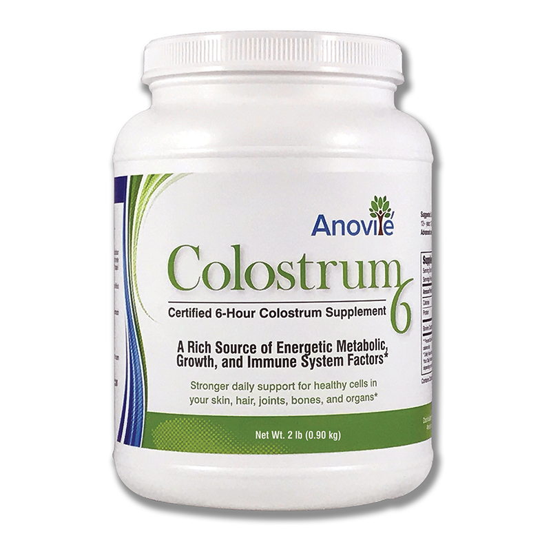 Colostrum6 2 lb Powder