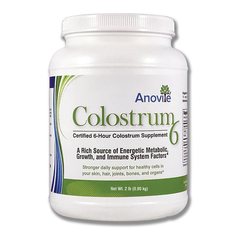 Colostrum6 2 lb Powder