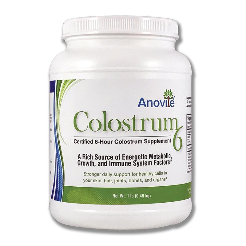 Colostrum6 1 lb Powder