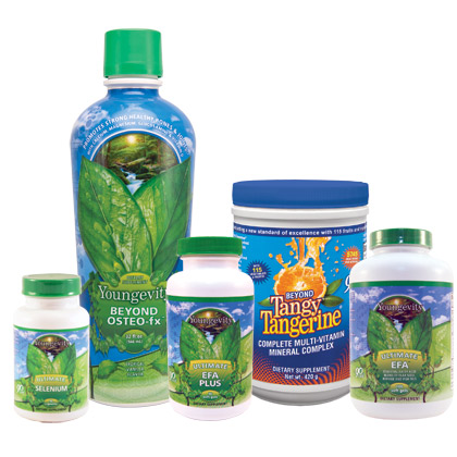 YGY HEALTHY BRAIN AND HEART PACK