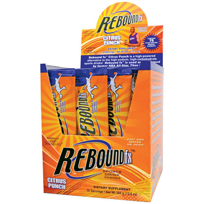 REBOUND FX - CITRUS PUNCH <br/> (30 STICK PACKS)