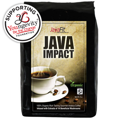 JAVAFIT IMPACT COFFEE <br/> (GROUND - 8OZ)