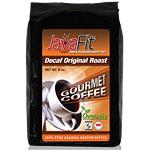 JavaFit Organic Royal Water Decaf Coffee - Ground (8oz)