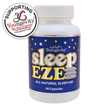 SLEEP EZE <br/> (60 CAPSULES)