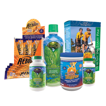 HEALTHY BODY ATHLETIC PAK