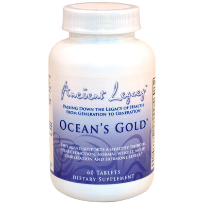 ANCIENT LEGACY OCEANS GOLD <br/> (60 TABLETS)