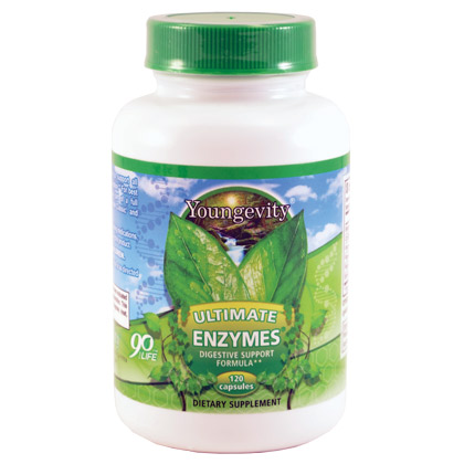 ENZYMES <br/> (120 CAPSULES)