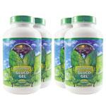 4 Pack - Gluco-Gel - 240 capsules