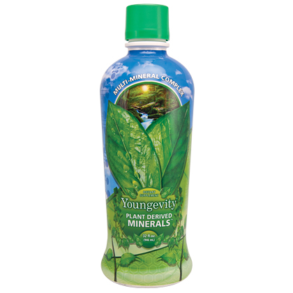 PLANT DERIVED MINERALS <br/> (32 OZ)