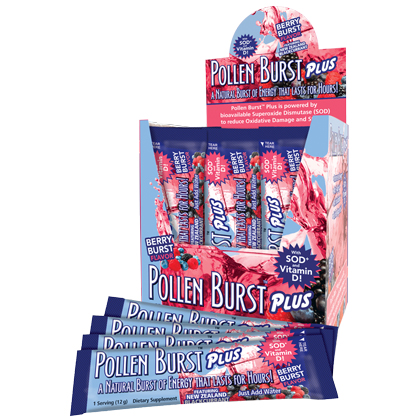 PROJOBA POLLEN BURST PLUS BERRY <br/> (30 PACKETS)