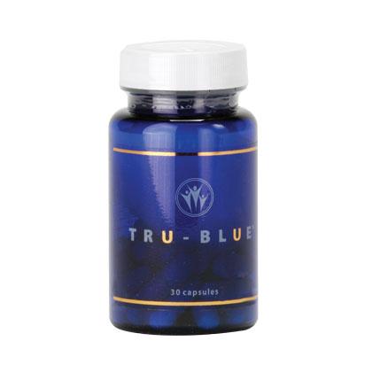 TRU BLUE RESVERATROL BLEND<br/> (60 COUNT)