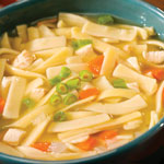 Chicken Noodle Soup - Single